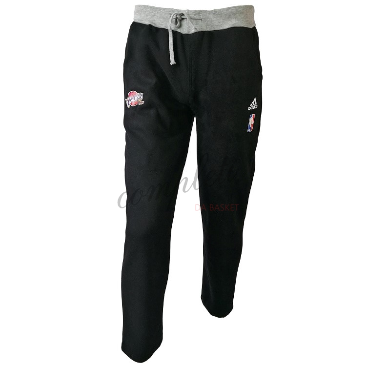 Comprare Giacca Pantaloni Basket Cleveland Cavaliers Nero