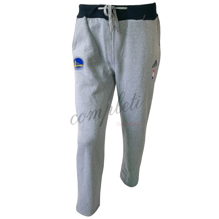 Comprare Giacca Pantaloni Basket Golden State Warriors Grigio