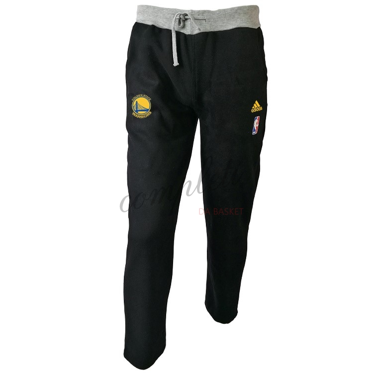 Comprare Giacca Pantaloni Basket Golden State Warriors Nero