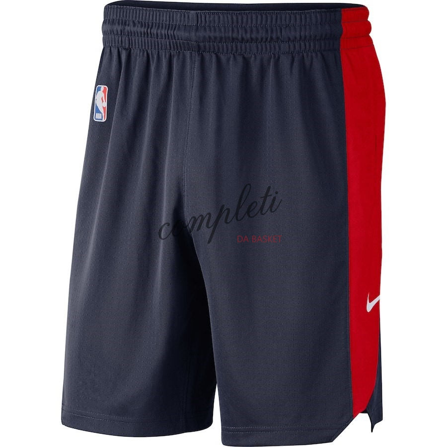 Comprare Pantaloni Basket Washington Wizards Nike Marino 2018