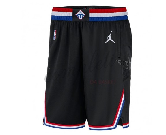 Comprare Pantaloni Basket 2019 All Star Nero
