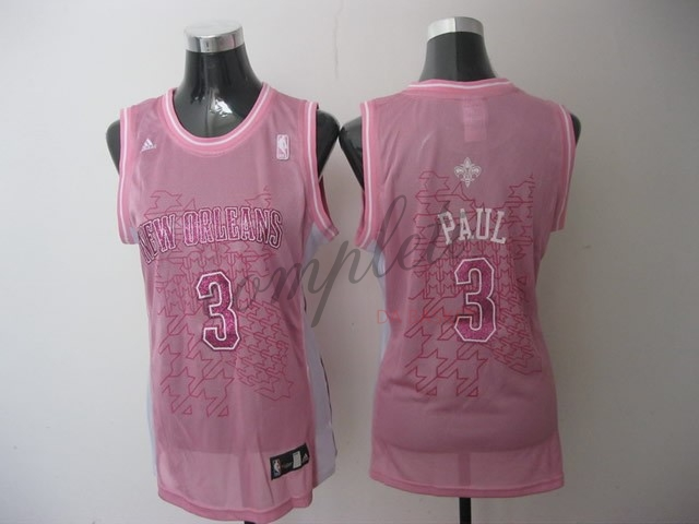 Comprare Maglia NBA Donna Los Angeles Clippers NO.32 Blake Griffin Rose